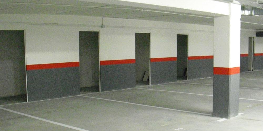 Pintura de garajes cresaba - Pinturas para garajes ...